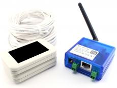 """Проводной счетчик сетевой с Ethernet WiFi """"MC-WiFi"""""""