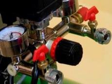 Комплект для сжатого воздуха (компрессор)