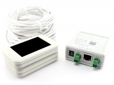 """Проводной счетчик сетевой с Ethernet подключением """"MC-ETH"""""""