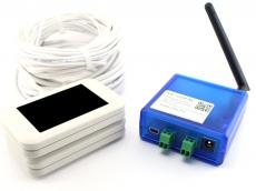 """Проводной счетчик сетевой c подключением GSM-GPRS """"MC-GSM"""""""